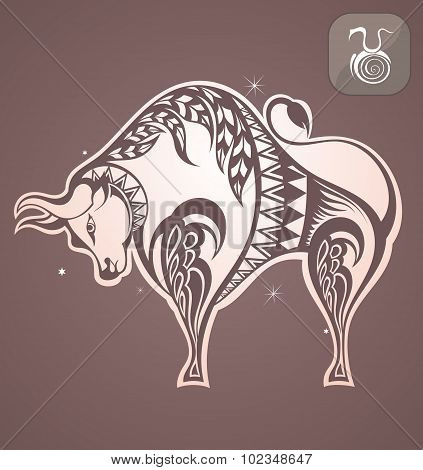 Taurus zodiac sign