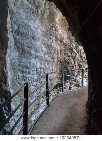 Cave In Switzerland