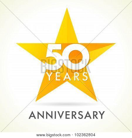 20 anniversary star logo
