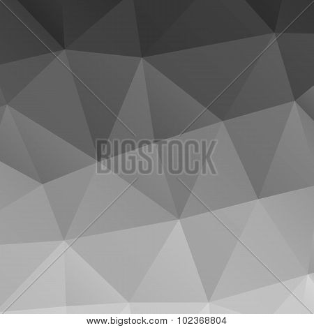 Triangulated Low Poly Background.vector
