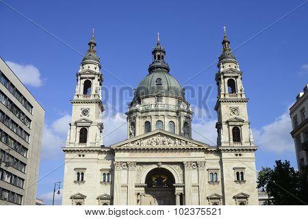 Budapest Saint Stephen Basilica