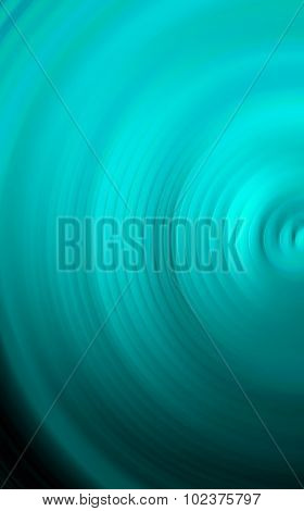 Abstract Blue Background Of Colorful Spin Radial Motion Blur