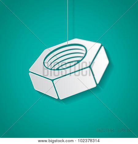 Vector paper icon