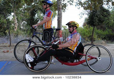 Hand Cyclist