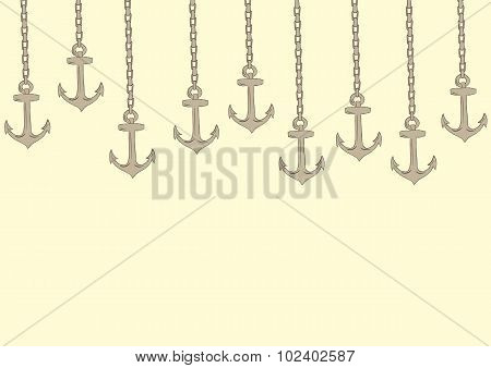 Anchors on chains