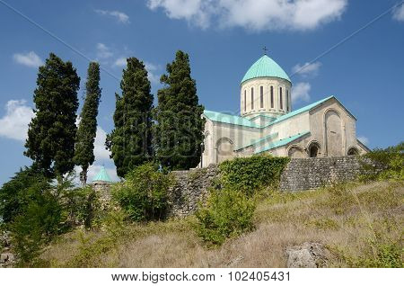 Kutaisi Or Bagrati Cathedral  -  Is The 11Th-century Church In Imereti (unesco Heritage)