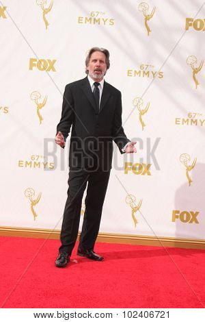 LOS ANGELES - SEP 20:  Gary Cole at the Primetime Emmy Awards Arrivals at the Microsoft Theater on September 20, 2015 in Los Angeles, CA