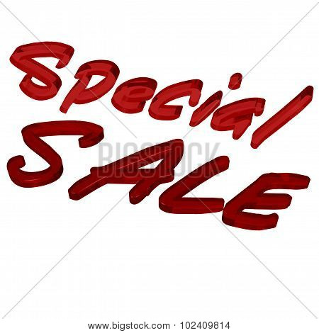 Three-dimensional Inscription Special Sale