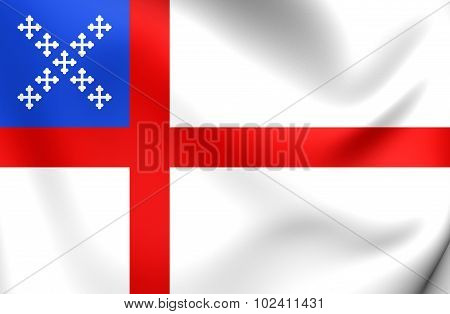 Flag Of Episcopal Church