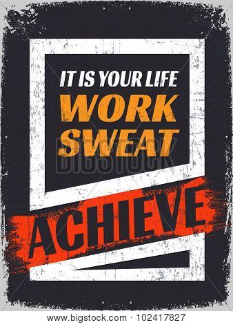 Motivation Poster For Your Life