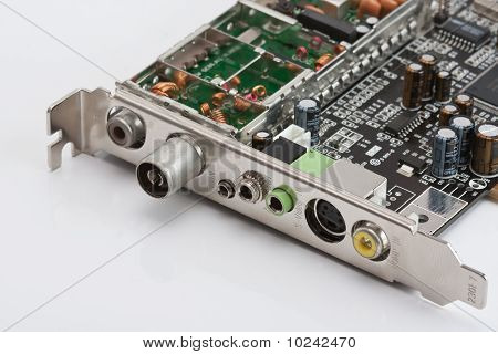 internal computer board TV tuner