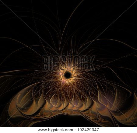 Great Abstract Fractals Flower