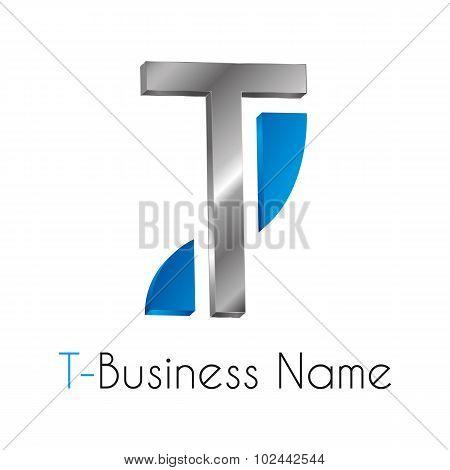 Letter Logo T