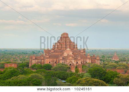Dhammayangyi The Biggest Temple In Bagan, Myanmar