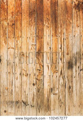 Old wooden natural background