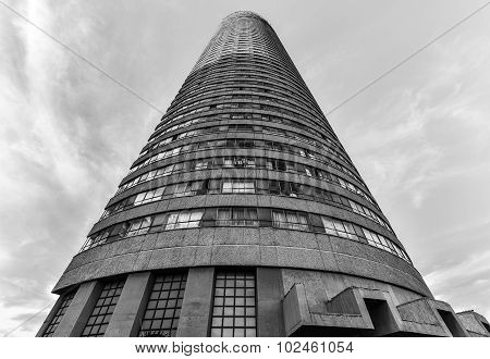 Ponte Tower - Hillbrow, Johannesburg, South Africa