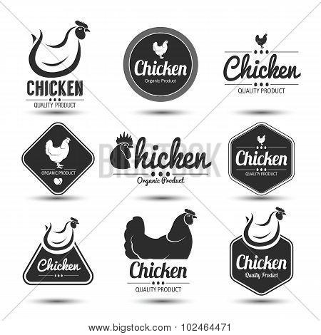 Chicken Label