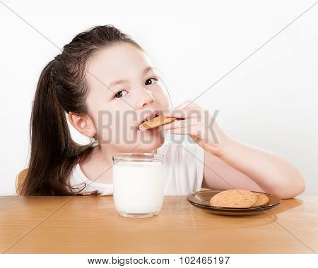 Bite Of Cookie