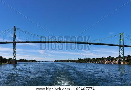 Thousand Islands Bridge, Gananoque