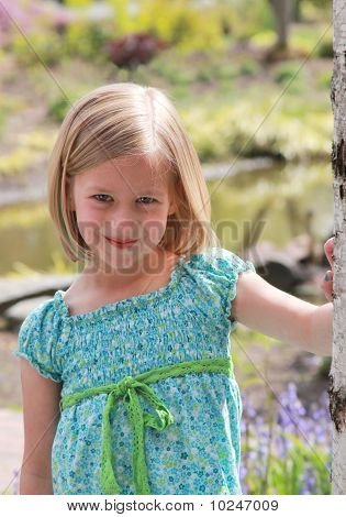 Cute Young Model