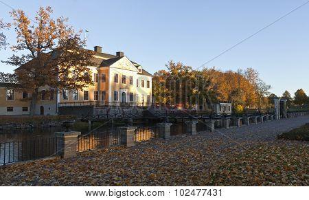 LOVSTABRUK, SWEDEN ON OCTOBER 13