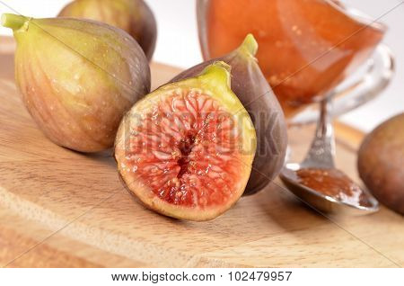 Figs fig jam