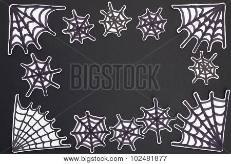 Spiderweb Frame Horizontal