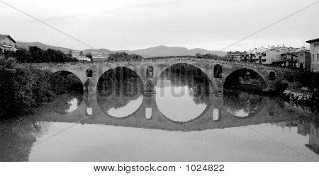 Puente La Reina Wc s/w