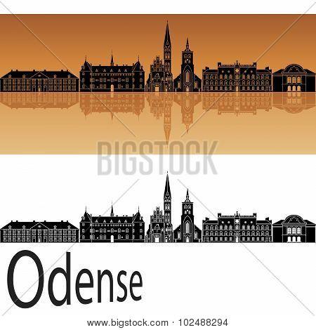 Odense Skyline