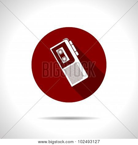 Dictaphone icon