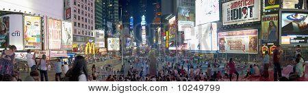 Times Square Panorama