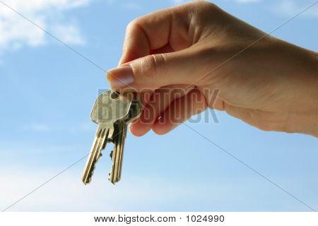 Schlüssel zum Paradies