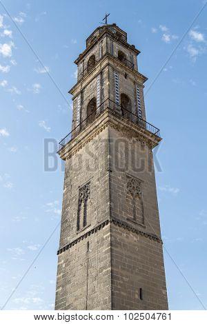 Minaret Of The Jerez De La Frontera Cathedral, Spain