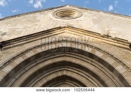 Sant Dionisio Church, Assumption Square, Jerez De La Frontera, Spain