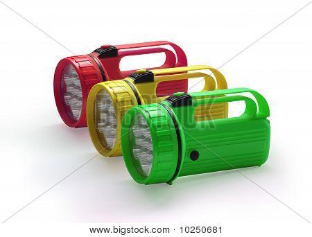 Emergency Flashlights