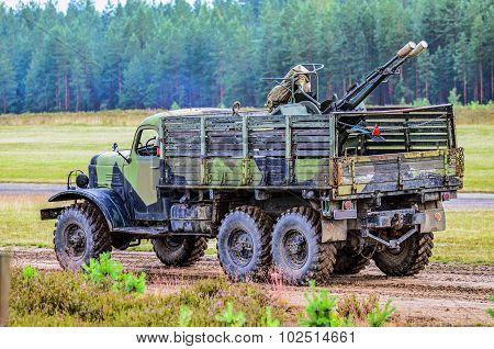 Military truck