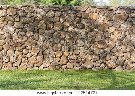 Stone Wall Photography Backdrop