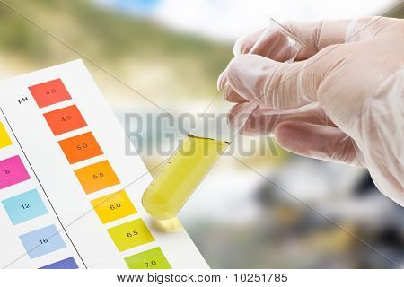 Outdoor Ph Test