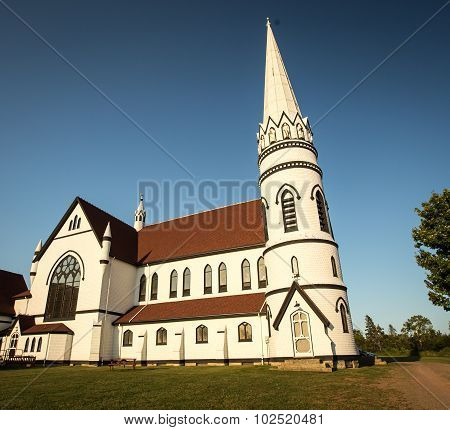 church in prince edward island