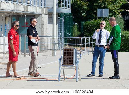 Lifeguard Dog, Rescue Demonstration.