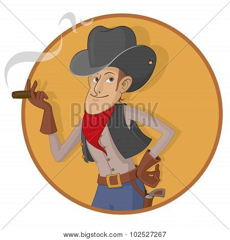 Old West Gunslinger