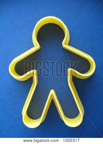 Cookie Cutter Man