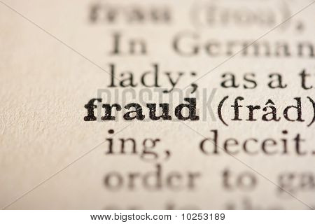 Word Fraud