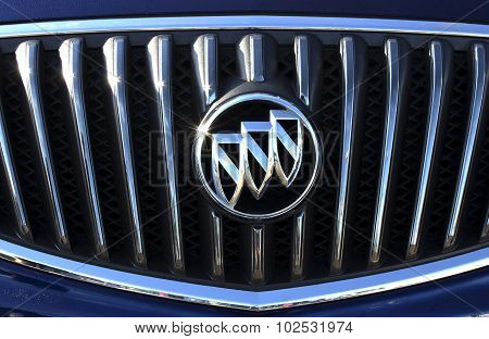 Buick Automotive Emblem