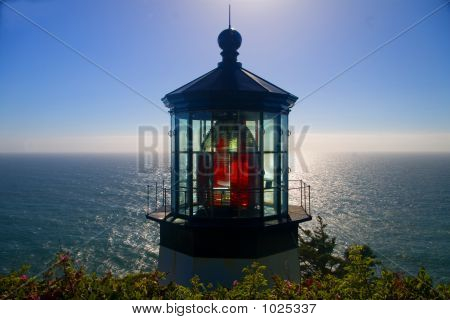 Cape Meares Faro Oregon