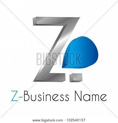 Letter Logo Z