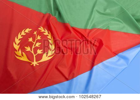 Eritrea Flag