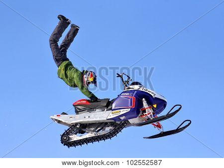Freestyle Snowcross 2013, Novyy Urengoy
