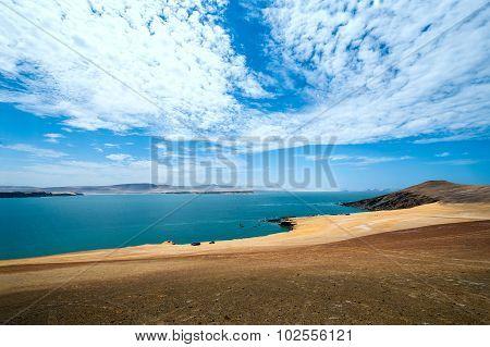 Paracas National Reserve, Ica Region, Peru