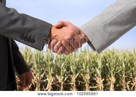 Ecologic handshake